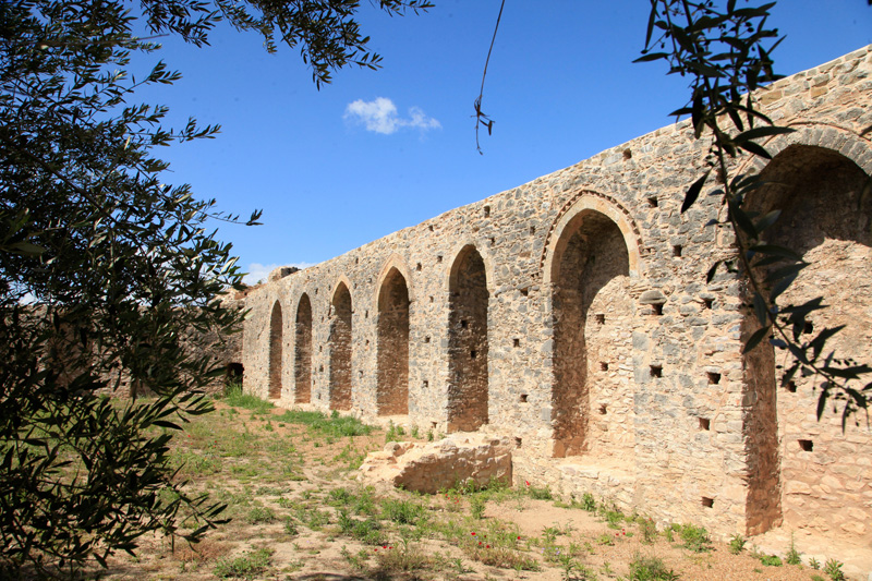 Androusa Castle, Kalamata